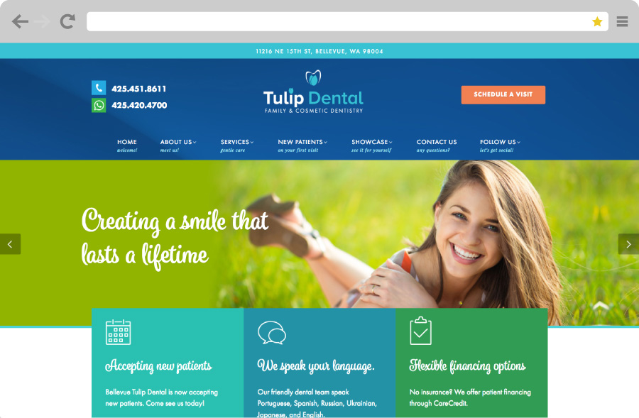 Bellevue Tulip Dental