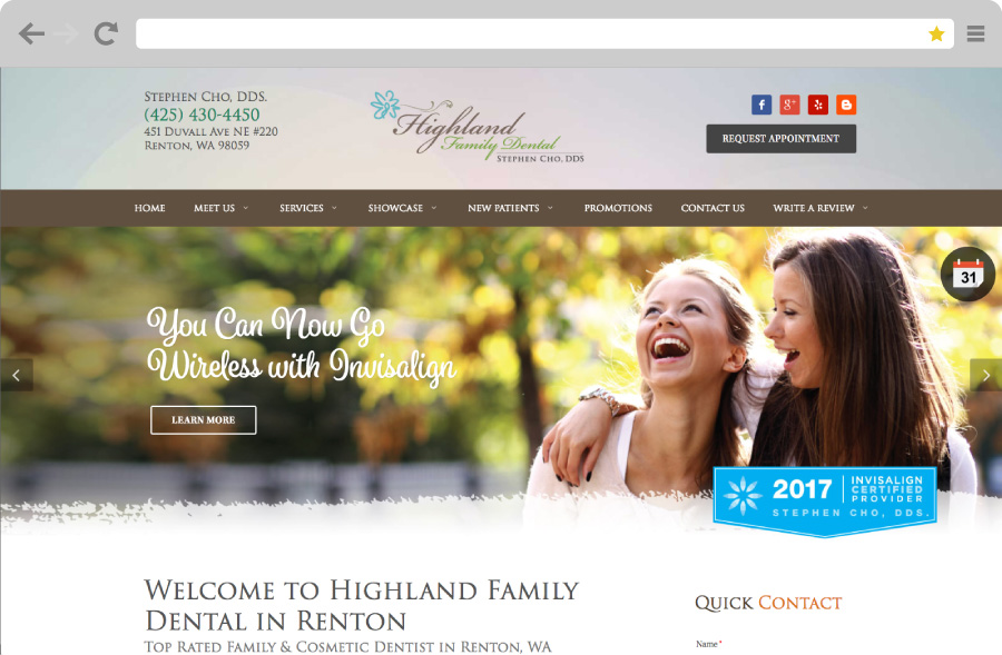 Highland Family Dental