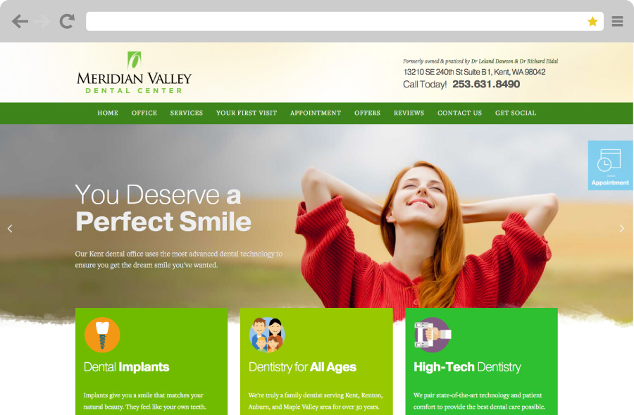 Meridian Valley Dental Center